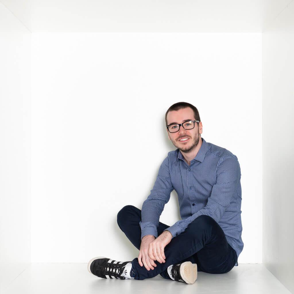 Pierre Rothenmacher - Développeur